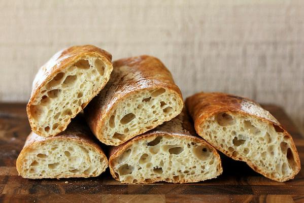 Italian baguettes