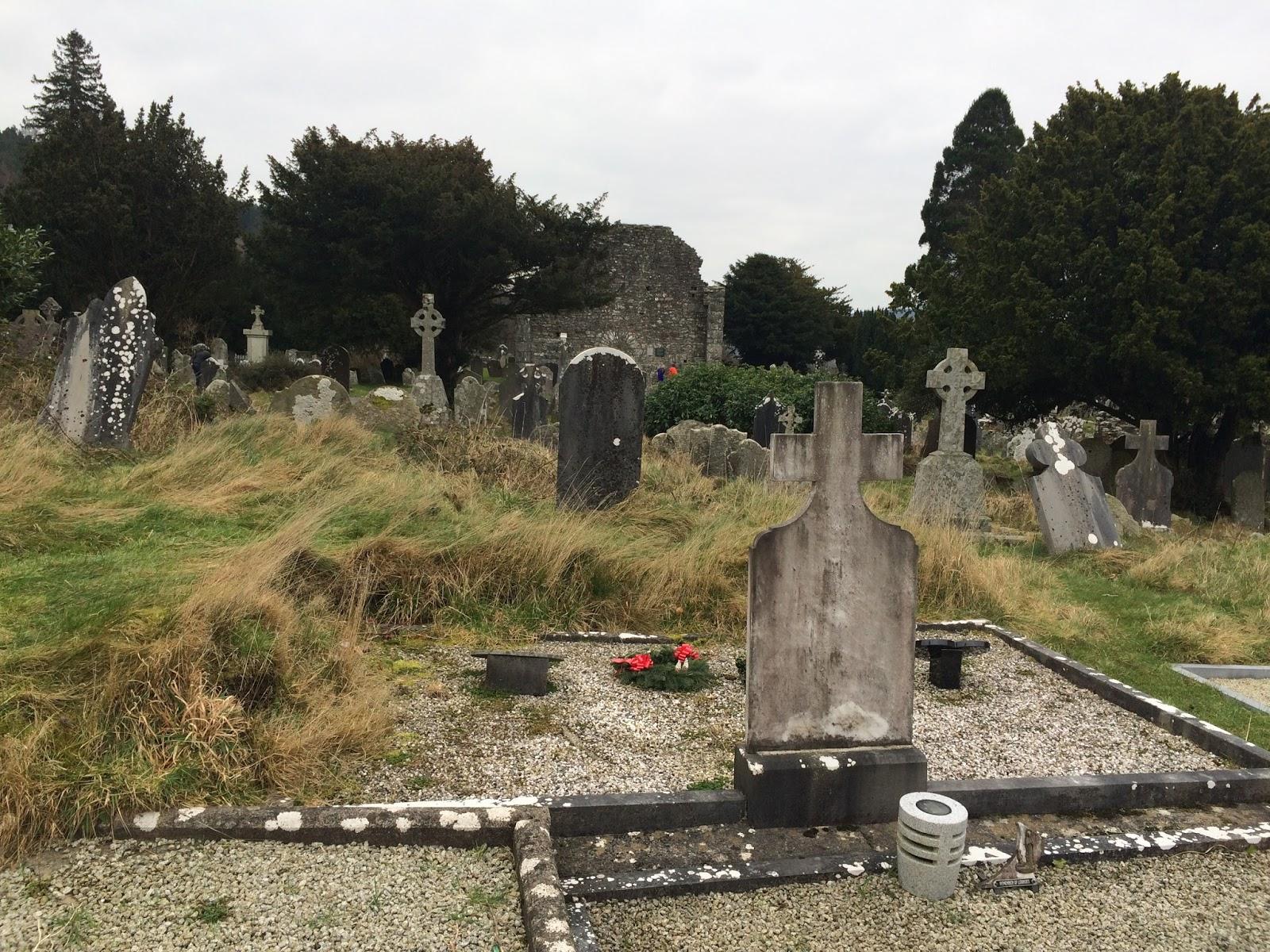 Glendalough in Wicklow, Ireland