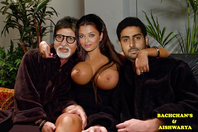 aish by Amitab fucked