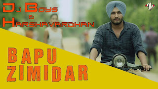 Bapu Zimindar - Dj Boys Mbd & Harshavardhan Mix