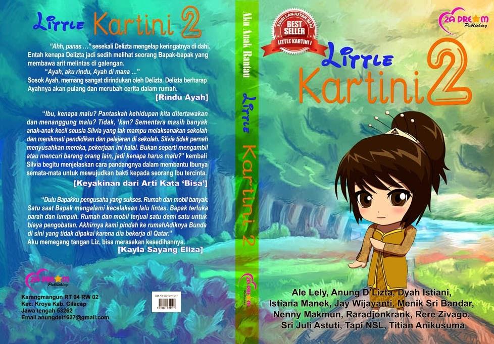 2a Dream Publiser Kumpulan Cerpen Little Kartini Ii