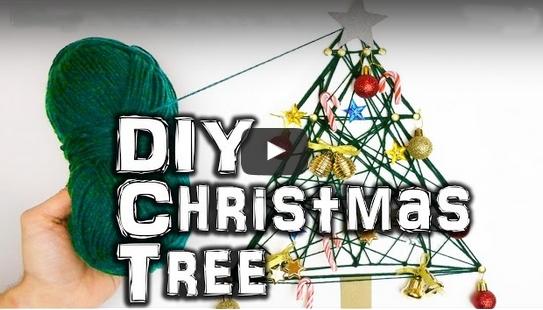 Φτιάξτε χριστουγεννιάτικο δέντρο