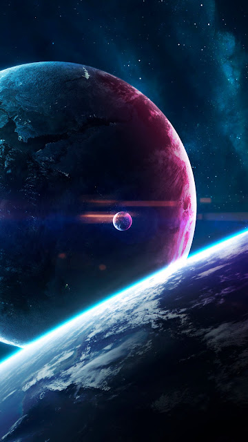Amazing Space Phone Wallpaper Collection Cool Wallpapers
