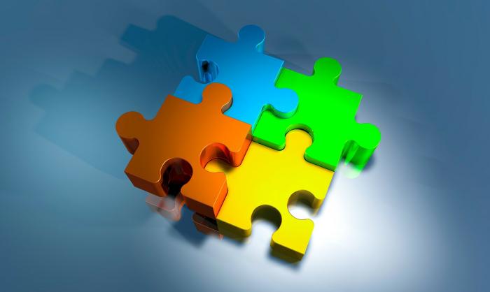 Puzzles, brain game