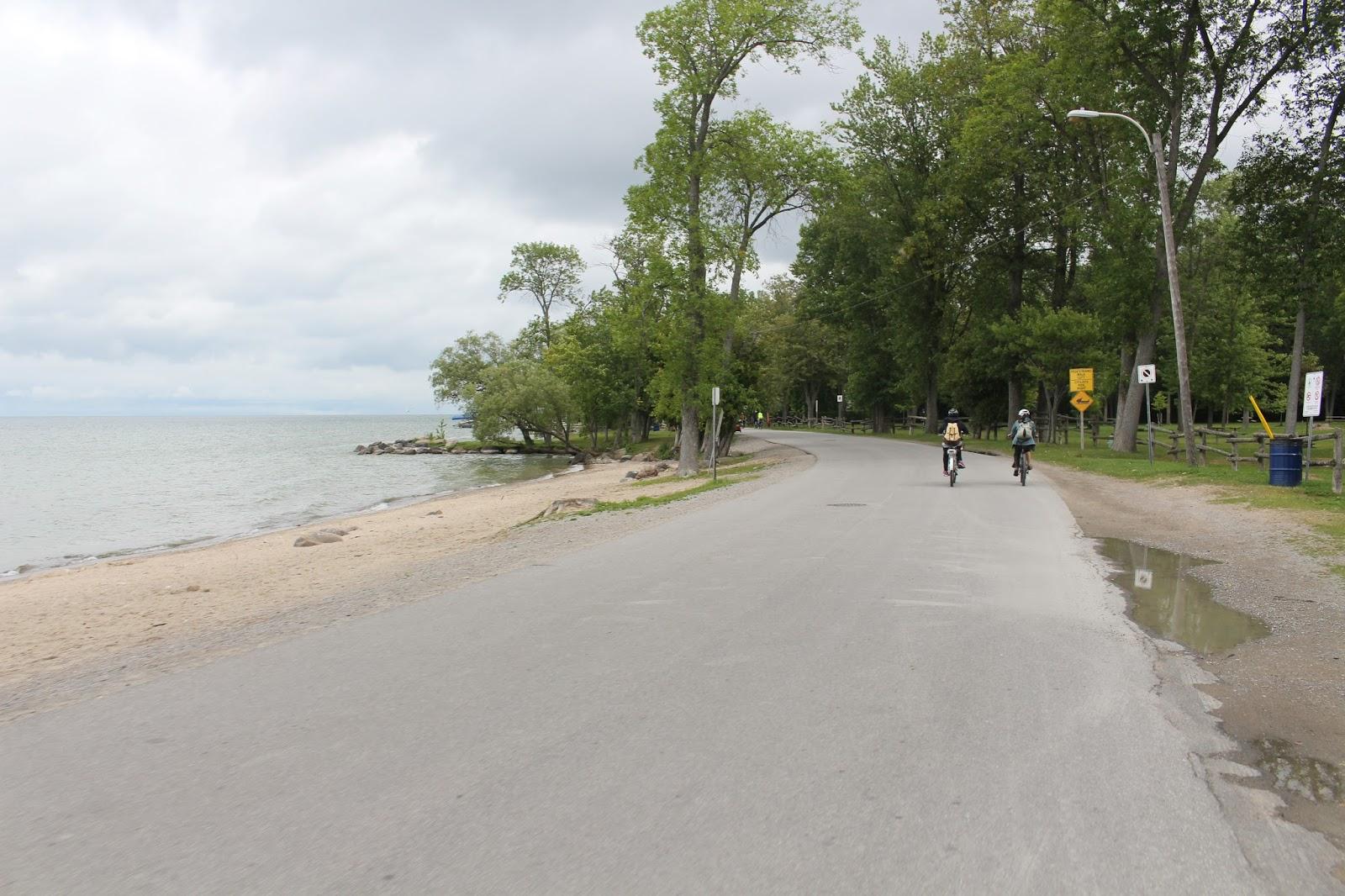 Willow Beach Ontario >> Shawn's Bicycle Adventures: Lake Simcoe Shoreline in Georgina