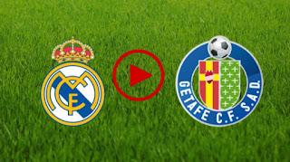 نتيجة | مباراة ريال مدريد وخيتافي اليوم يلا شوت الان