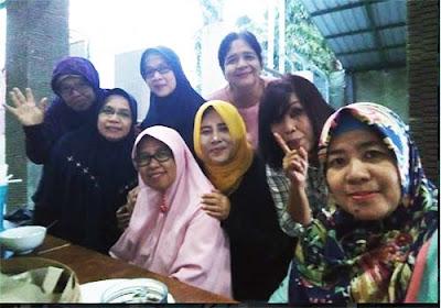 Berbuka Puasa Bersama Teman di Jowo Deles Semarang