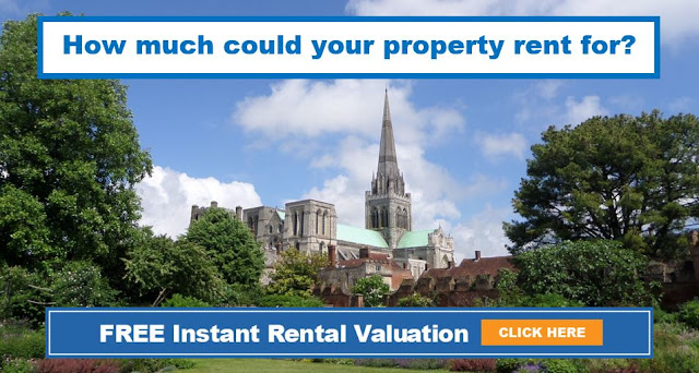 Chichester rental valuation