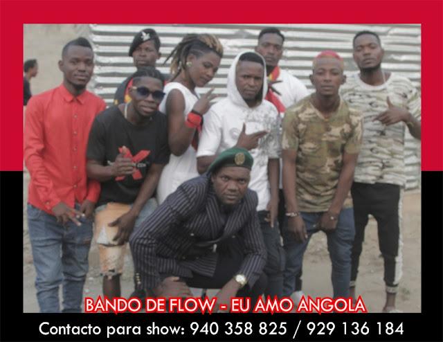 Bando de Flow - Amo Angola (Kuduro) [Prod. Dj Dix]
