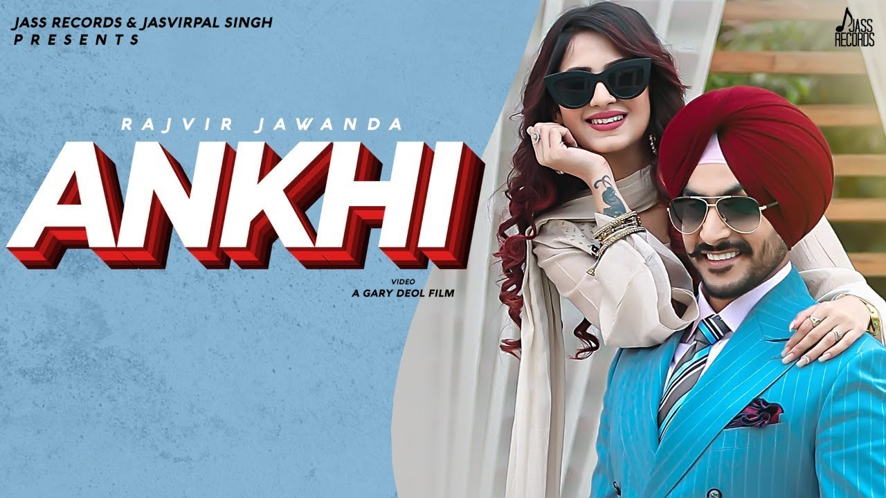 Ankhi song Lyrics in Hindi