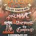 🎵 Alén Metal Fest: Aphonnic, Golpe Radikal, Vieitor, The Conspiracy, Nostromo | 13jul