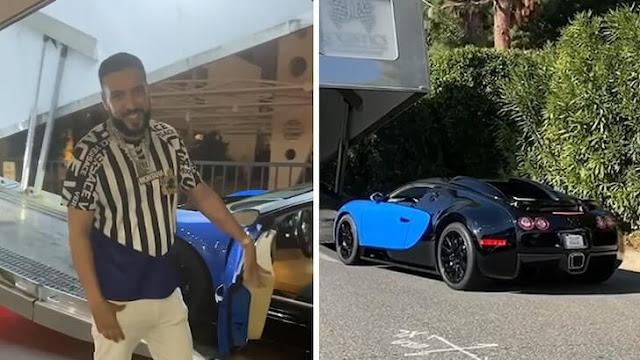 French Montana,Bugatti,Recent,Hospitalization