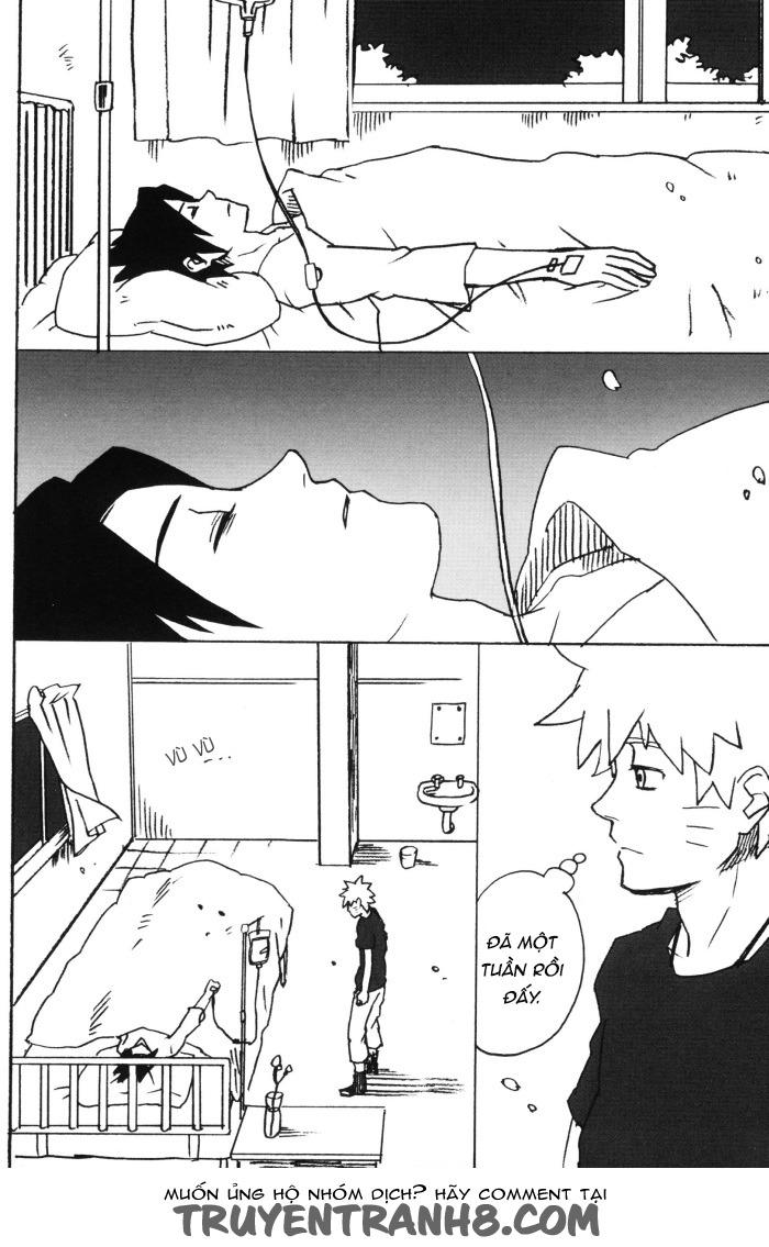 Trang 8 - Naruto Doujinshi - 15 Year-Old Report (- 10-Rankai) - Truyện tranh Gay - Server HostedOnGoogleServerStaging