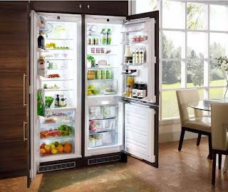 Хладилници Liebherr - за и против уредите за вграждане