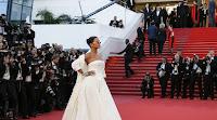 Rihanna stilista di gioielli per Chopard a Cannes