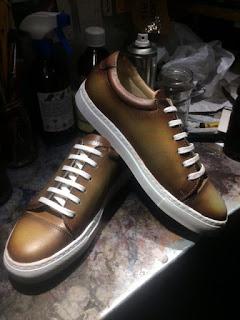 patine paulus bolten, sneakers paulus bolten, patina paulus bolten, custom sneakers