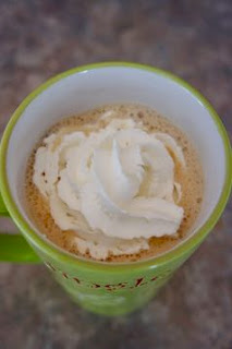 White Chocolate Mocha: Savory Sweet and Satisfying