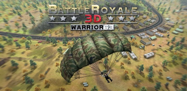 Battle Royale 3D - Warrior63 Mod Apk 1.0.8.1 - Game sinh tồn cho Android