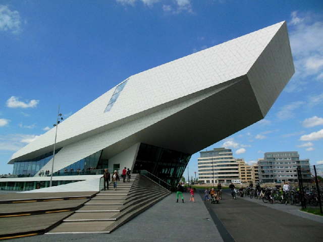 Museus da cidade de Amsterdã em Janeiro