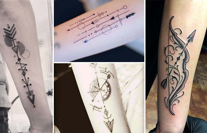 ok dövmesi modelleri arrow tattoos types
