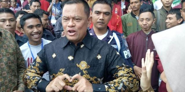 Saiful Anam: Tunjuk Siapa PKI Yang Dimaksud Gatot, Jangan Ambigu
