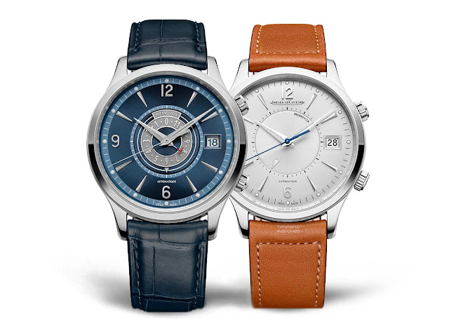 Jaeger-LeCoultre Master Control Memovox Timer and Master Control Memovox