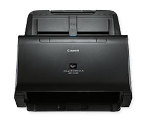 Scanners De Documentos Canon ImageFORMULA DR-C230 Scanners e drivers de imageFORMULA