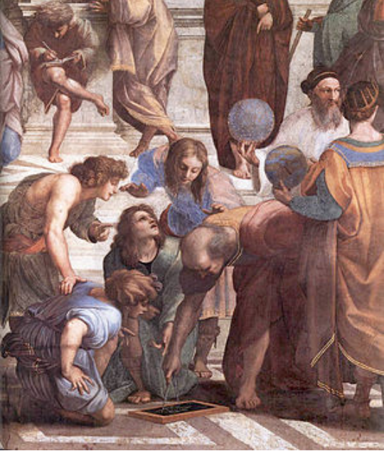 A Ciência mãe de todas: Grandes Mentes Deus e a Matemática