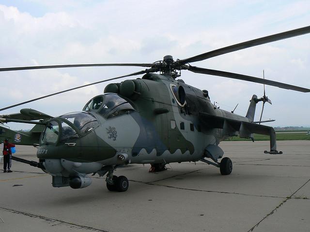 Mil Mi-24 Hind pics
