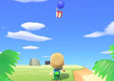 dapat balon animal crossing new horizons rahasia