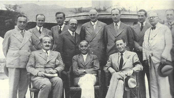 Γερμανοί κατάσκοποι στην Ελλάδα πριν τον Β' Παγκόσμιο Πόλεμο