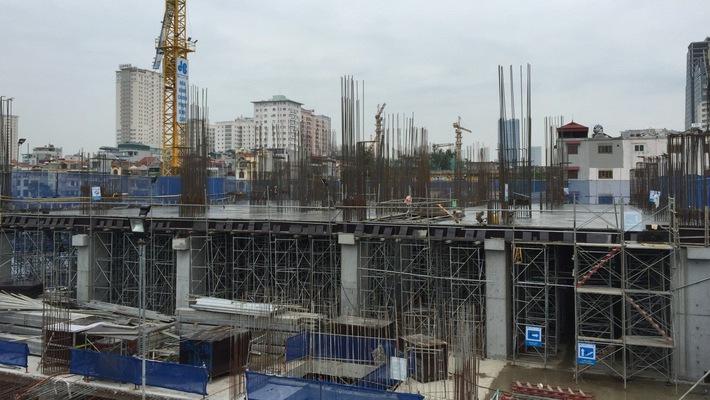 Vi phạm về xây dựng sẽ bị phạt tiền lên đến 1 tỷ đồng