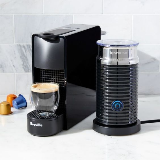 Nespresso Mini Espresso Machine