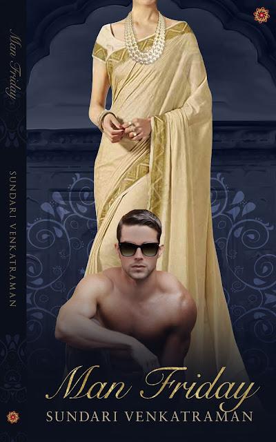 Book: Man Friday by Sundari Venkatraman
