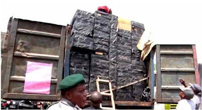 Customs Seize Trailer Load Of Tramadol, Cannabis