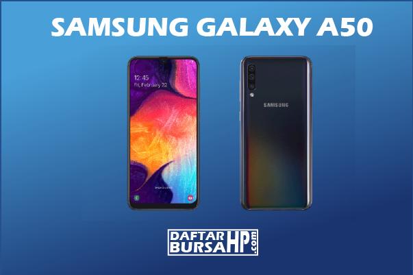 Spesifikasi Samsung Galaxy A50 dan Harga Terbaru