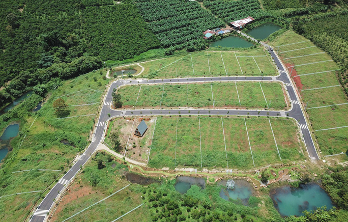Tạm dừng chuyển mục đích sử dụng đất ở TP.Bảo Lộc, Lâm Đồng