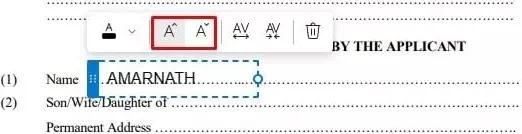 Cara Menambahkan Teks ke File PDF Menggunakan Microsoft Edge-4