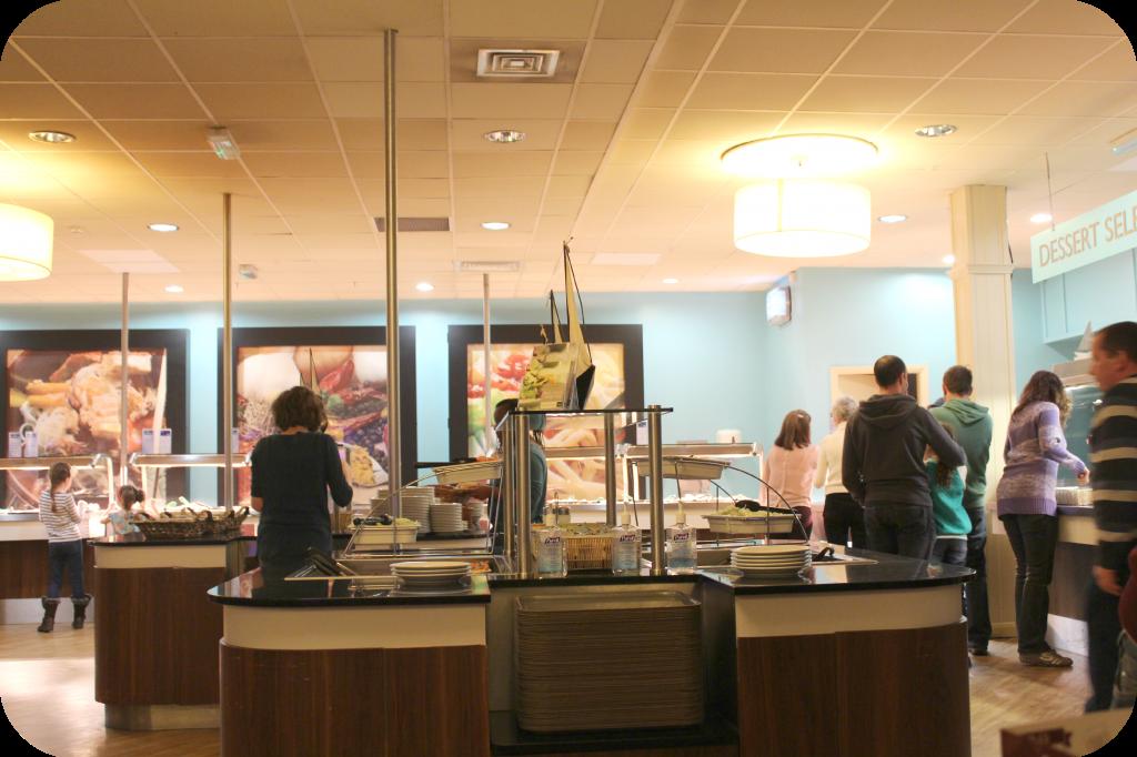 Butlins Premium Dining Or Food Court