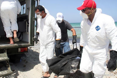 At Least 200 Person Feared Dead In Off Libyan Coast