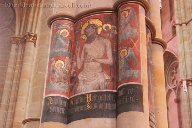 Church of Our Lady Liebfrauenkirche Trier Frescoes
