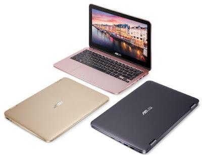 Harga dan Spesifikasi ASUS VivoBook Flip 12 TP203NAH