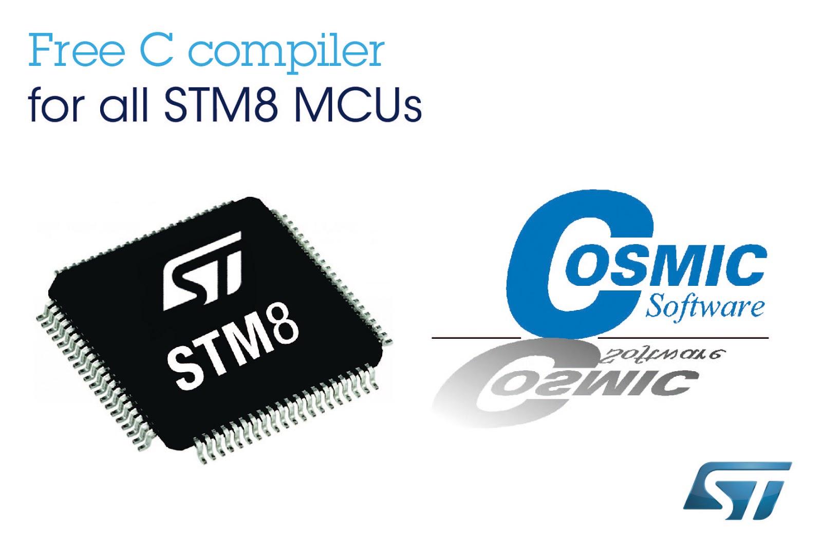 ㄆㄜㄊㄧㄡㄙˋ: 建置STM8S 的開發環境(STVD + COSMIC + SPL)