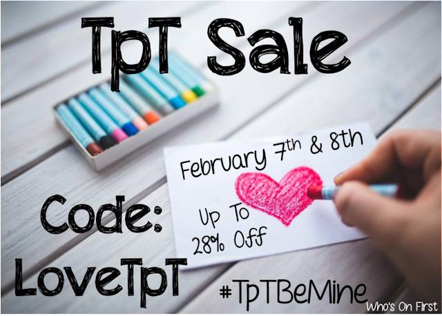 TpT Sale 2017 Code LoveTpT