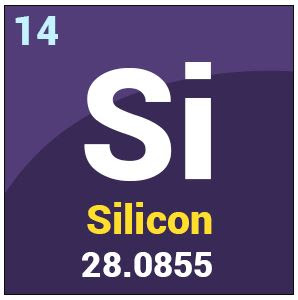 عنصر السيليكون