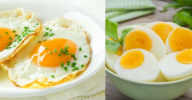 Esta es la manera correcta de comer huevo según los expertos