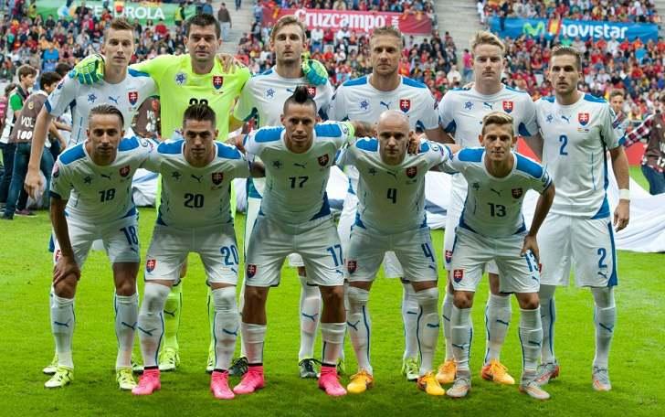 Daftar Skuad Profil Pemain Timnas Slovakia / Slowakia UEFA EURO 2016