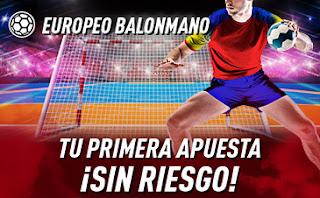 sportium Promo Europeo Balonmano Masculino 2020
