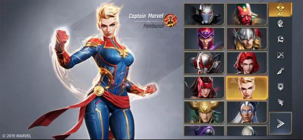 Marvel Super War 1