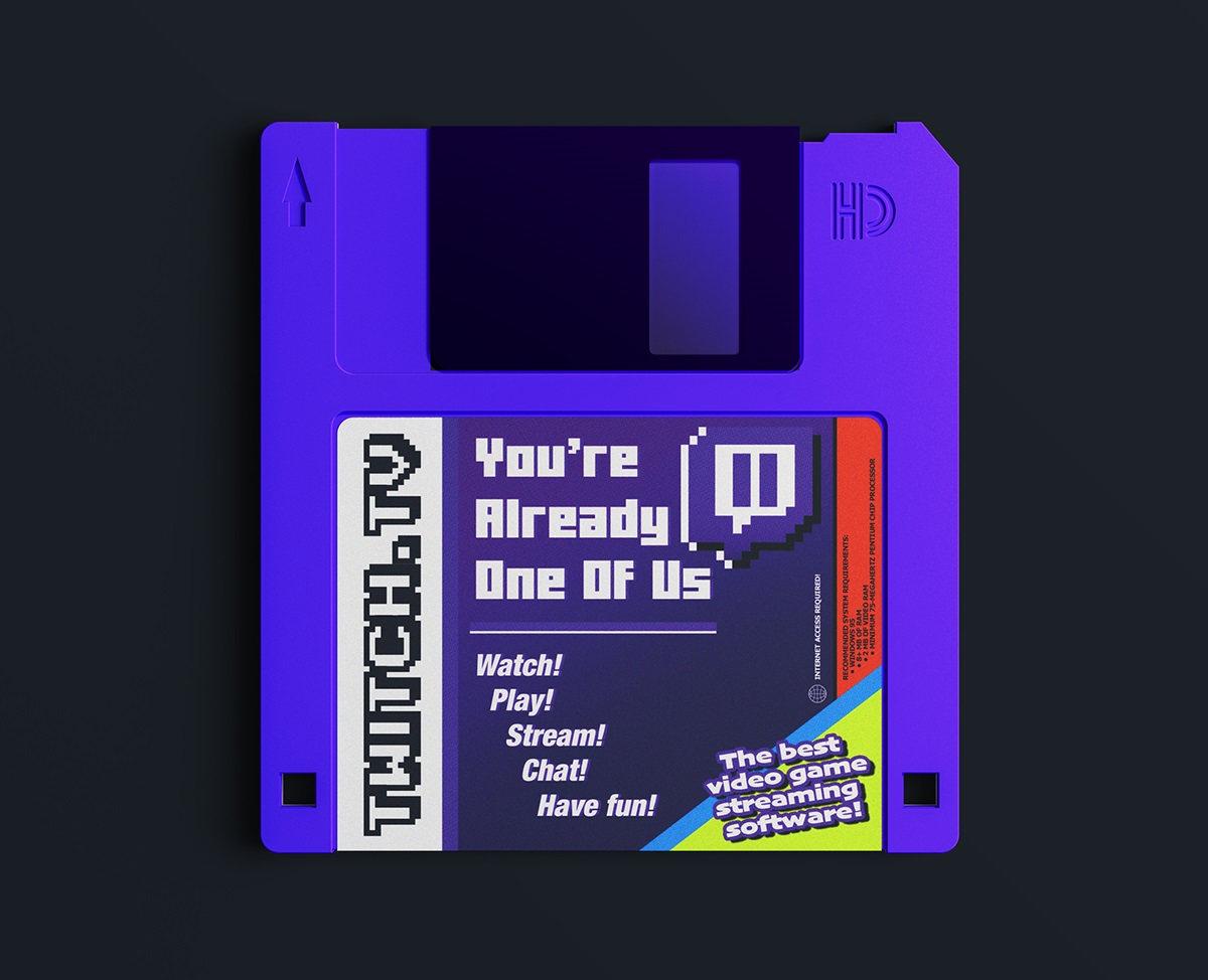 If Twitch Existed in the '90s